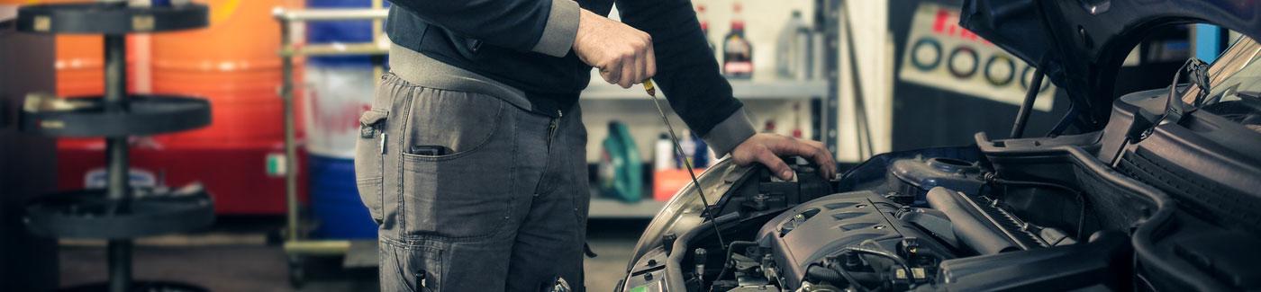 Front End Auto Mechanic